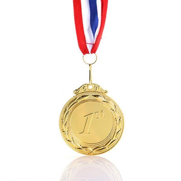 Champ Medal Awards & Recognition Medal AMD1006_Gold[2]